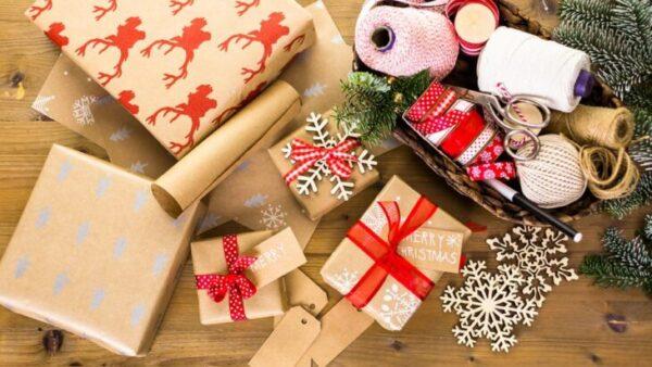 Papeles hermosos: consejos para una Navidad más sostenible