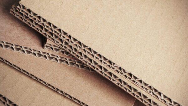 El cartón es funcional y sostenible