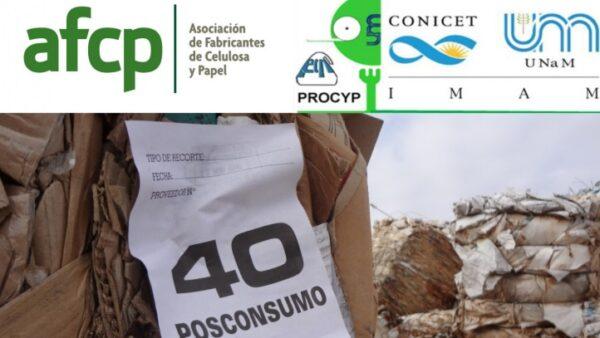 Capacitación online sobre Reciclado del papel