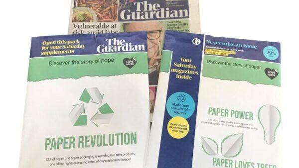 La organización que defiende el consumo consciente del papel