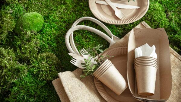 Envases de papel de uso único tienen menor impacto ambiental