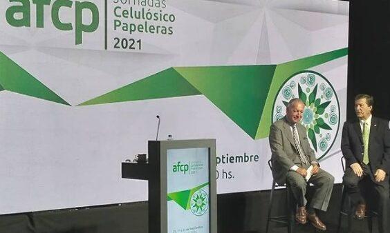 Gran éxito – JORNADAS CELULÓSICO PAPELERAS 2021